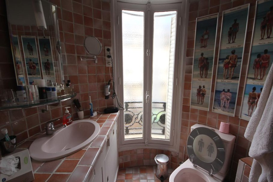 Photo d coration wc toilettes ethnique for Photo deco wc