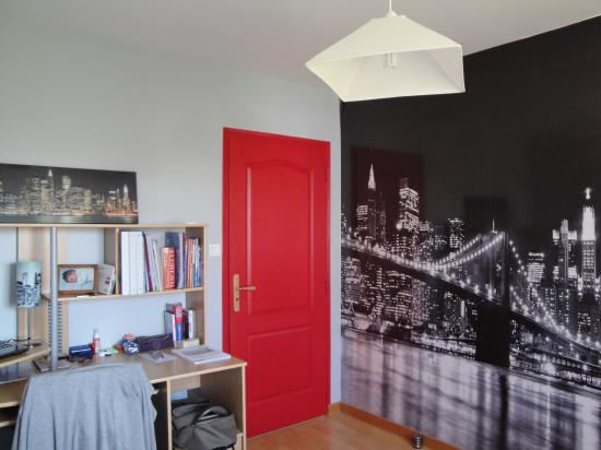 Id e d co chambre b b new york - Decoration chambre new york ...