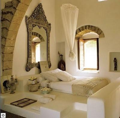 Style id e d co chambre orientale for Chambre style orientale
