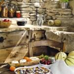 idée déco cuisine nature