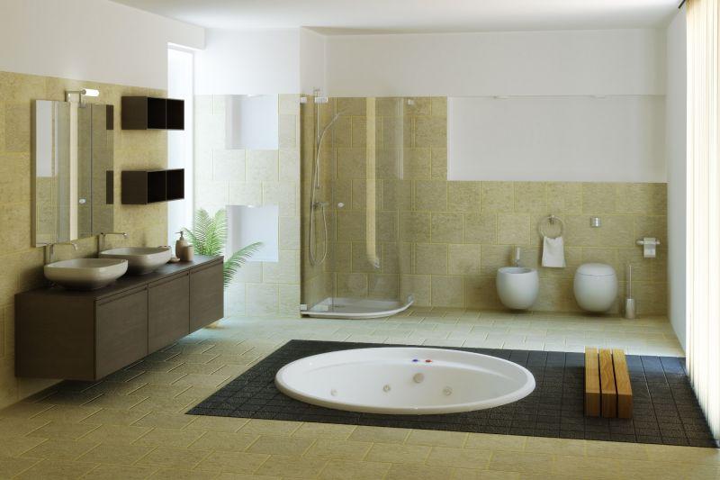 Conseil id e d co salle de bain stickers for Idee deco peinture salle bain