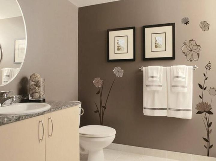 Mod le id e d co salle de bain stickers for Stickers frise salle de bain