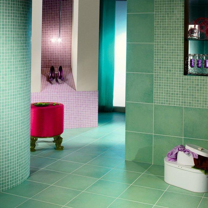id e d co salle de bain turquoise. Black Bedroom Furniture Sets. Home Design Ideas