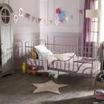 ambiance chambre bébé industriel