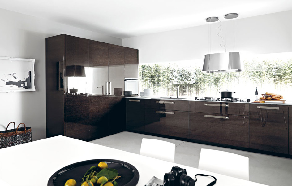conseil ambiance cuisine beige. Black Bedroom Furniture Sets. Home Design Ideas