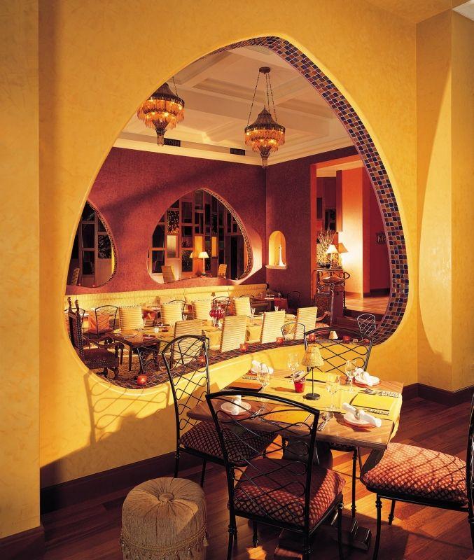Mod le ambiance cuisine orientale for Cuisine orientale