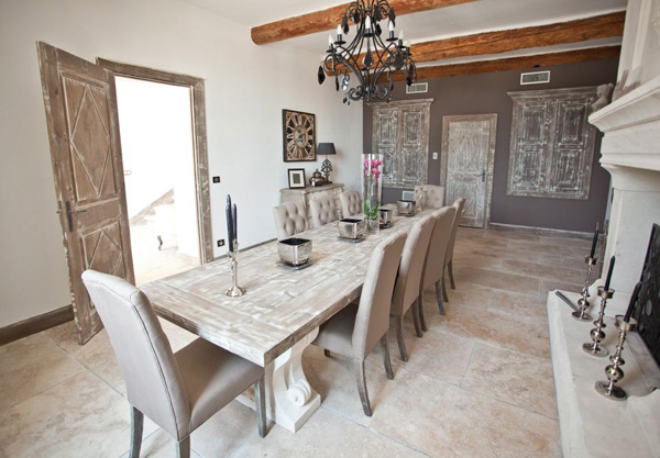 Style ambiance salle manger tendance for Tendance deco salle a manger