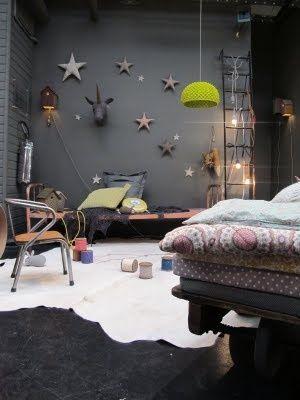 Nouvelle d co chambre b b industriel for Nouvelle deco maison