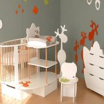 déco chambre bébé moderne