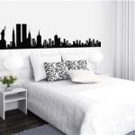 décoration chambre bébé new york