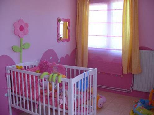 Decoration Chambre Deco Fille Chambre Petite Fille Deco - Deco ...