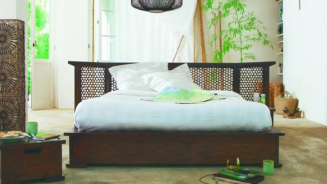conseil d coration chambre nature. Black Bedroom Furniture Sets. Home Design Ideas