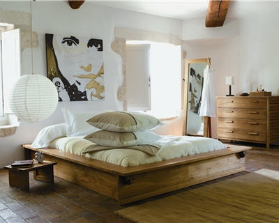 Inspiration d coration chambre nature for Decoration chambre inspiration