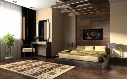 nouvelle d coration chambre nature. Black Bedroom Furniture Sets. Home Design Ideas