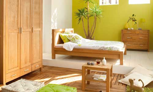 style d coration chambre nature. Black Bedroom Furniture Sets. Home Design Ideas