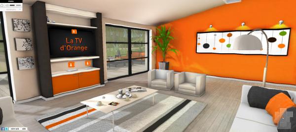 Best Salle A Manger Orange Et Taupe Gallery - lalawgroup.us ...