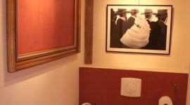 décoration wc - toilettes industriel