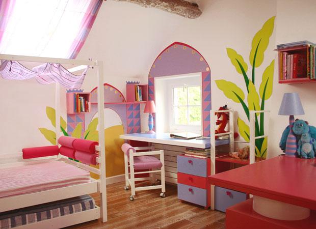 modèle idée déco chambre bébé orientale