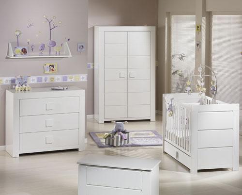 mod le id e d co chambre b b zen. Black Bedroom Furniture Sets. Home Design Ideas
