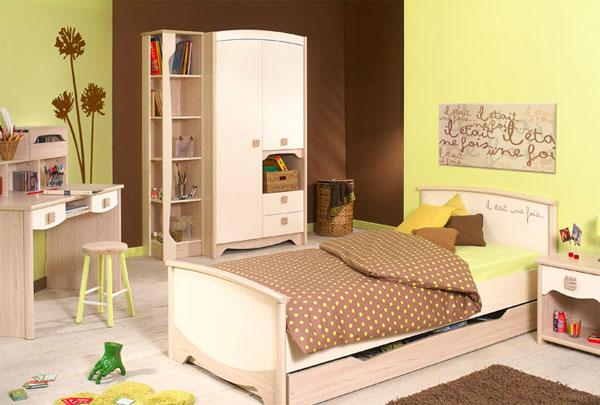 Guide id e d co chambre gar on marron - Idee decoration chambre garcon ...