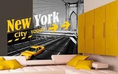 idée déco chambre new york