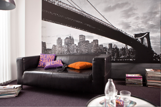 Photo id e d co chambre new york - Idee deco chambre new york ...