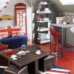 idée déco cuisine london
