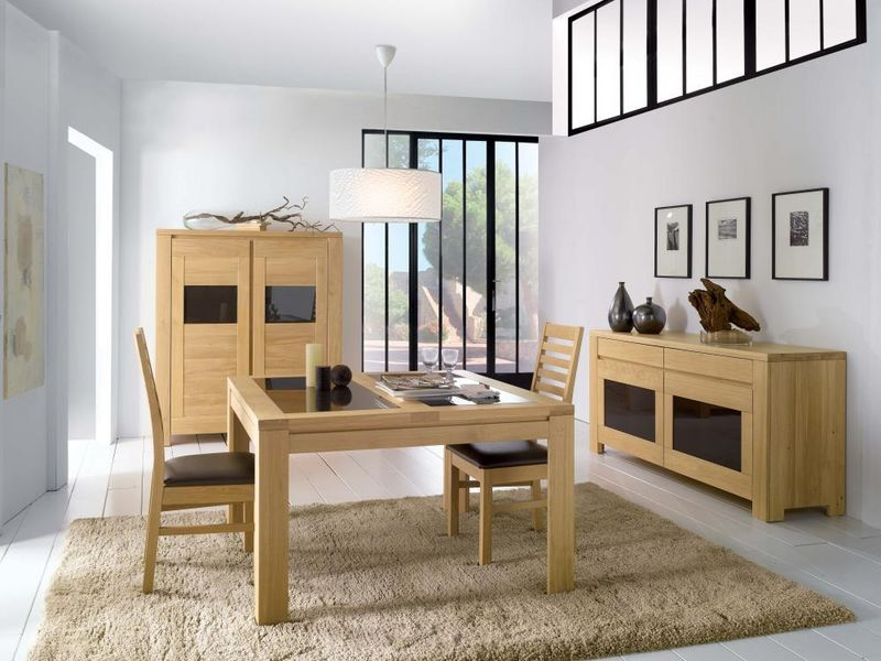 id e d co salle manger moderne. Black Bedroom Furniture Sets. Home Design Ideas