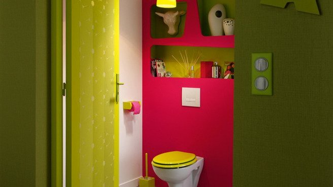 id e d co wc toilettes vert. Black Bedroom Furniture Sets. Home Design Ideas
