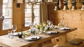 ambiance cuisine nature