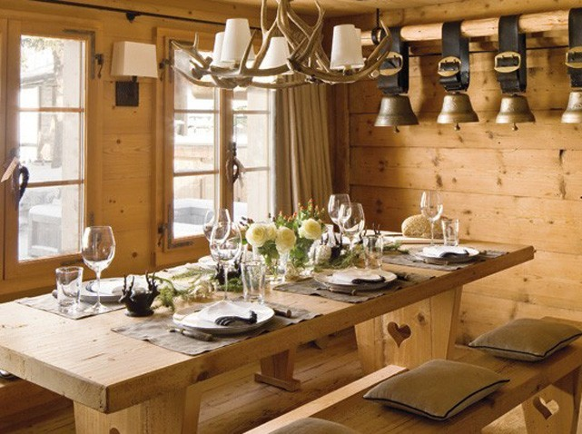 Ambiance cuisine nature for Decoration maison nature