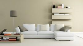 ambiance salon beige