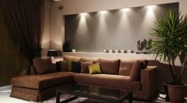 ambiance salon moderne