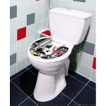 ambiance wc - toilettes stickers