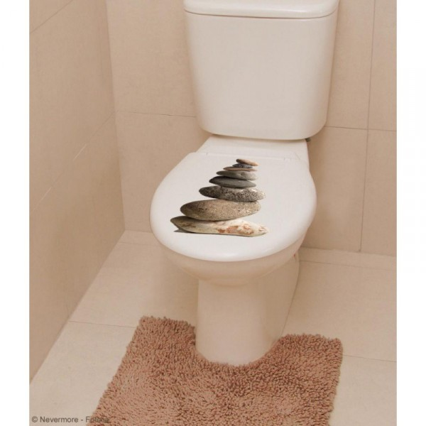 Mod Le Ambiance Wc Toilettes Stickers