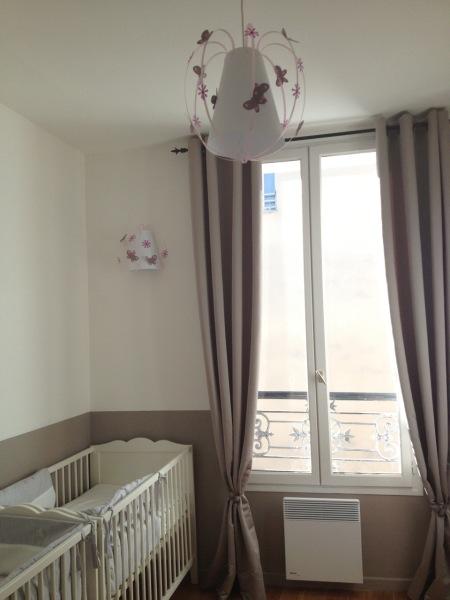 Jolie chambre fille - Guirlande chambre fille ...