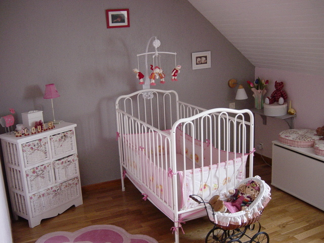 Quelle d co chambre fille taupe for Chambre fille taupe