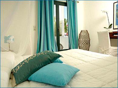 Mod le d co chambre turquoise for Decoration de chambre turquoise