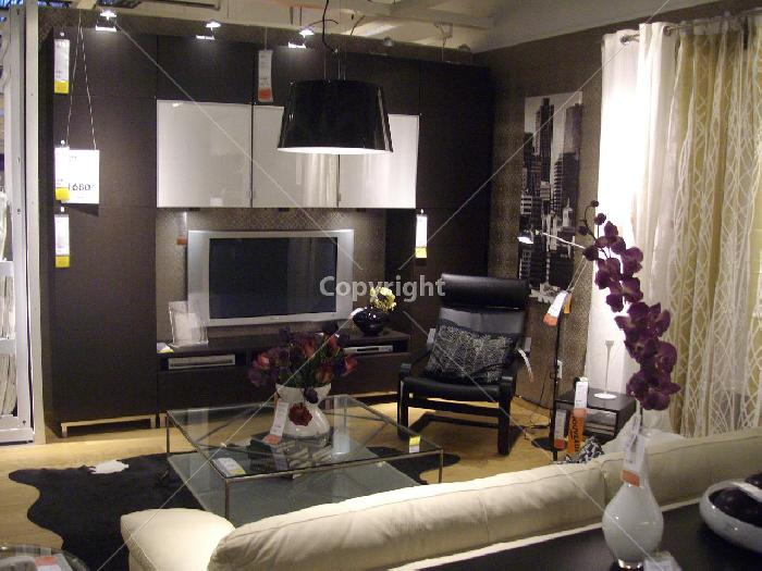 inspiration d co salon design. Black Bedroom Furniture Sets. Home Design Ideas