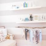 décoration chambre bébé blanc