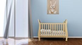 décoration chambre bébé marron
