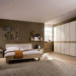 décoration chambre beige