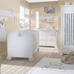 décoration chambre fille beige