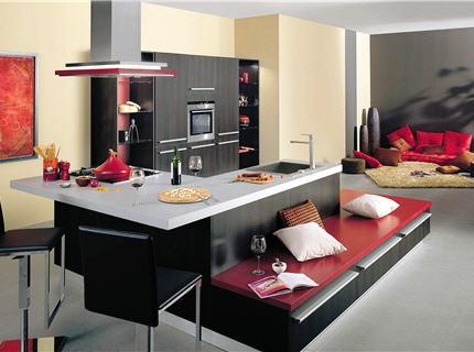 Style d coration cuisine tendance for Tendance deco cuisine