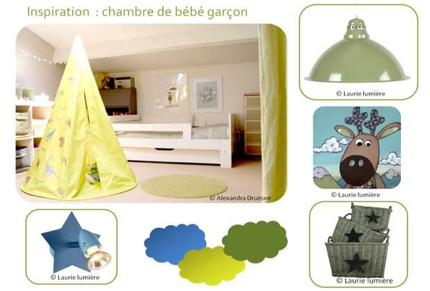 Photo Idee Deco Chambre Bebe Kaki