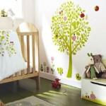 idée déco chambre bébé nature