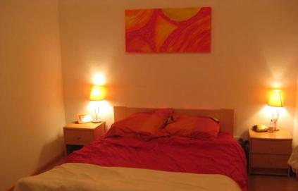 Style id e d co chambre orange - Deco chambre orange ...