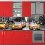 idée déco cuisine new york
