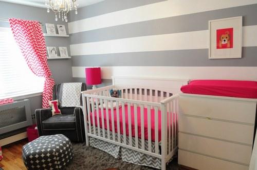 ambiance chambre b b gris. Black Bedroom Furniture Sets. Home Design Ideas