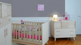 D coration chambre stickers for Ambiance chambre fille